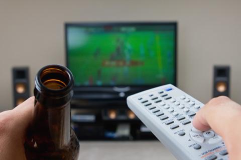 ダイエット中はテレビを見ないほうがいい